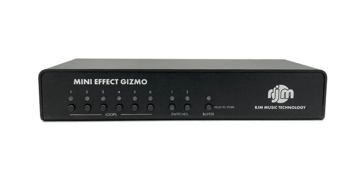 Mini Effect Gizmo X Audio Loop Switcher