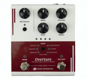 Overture Front View